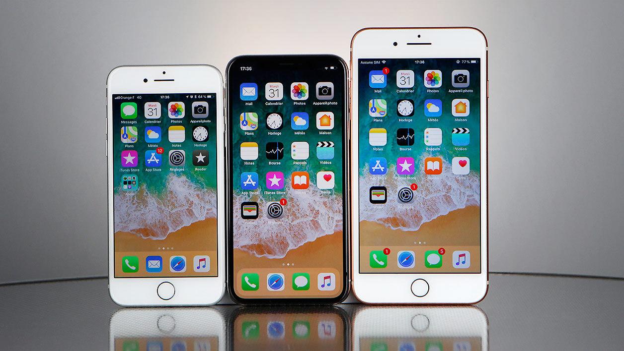 Que vaut l'iPhone X ?