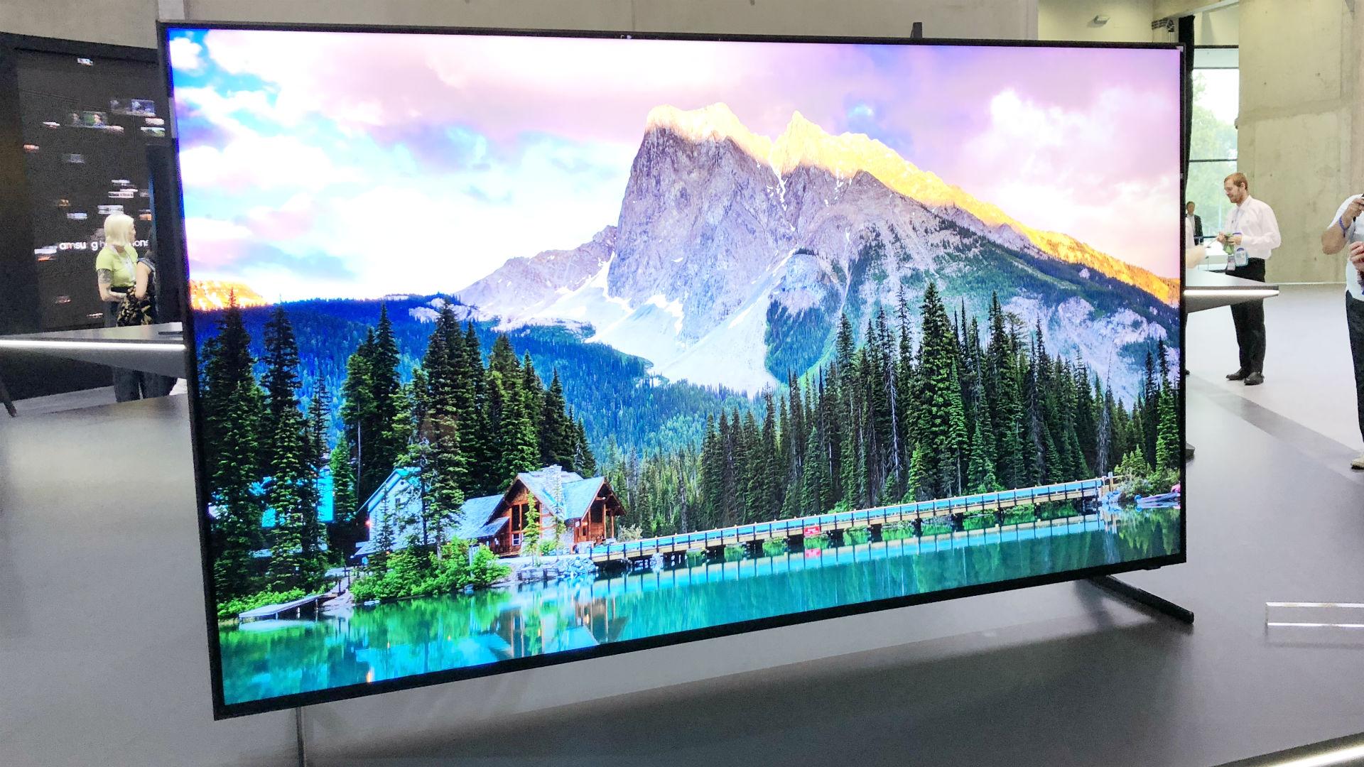 Quels sont les prix des TV 8K ?