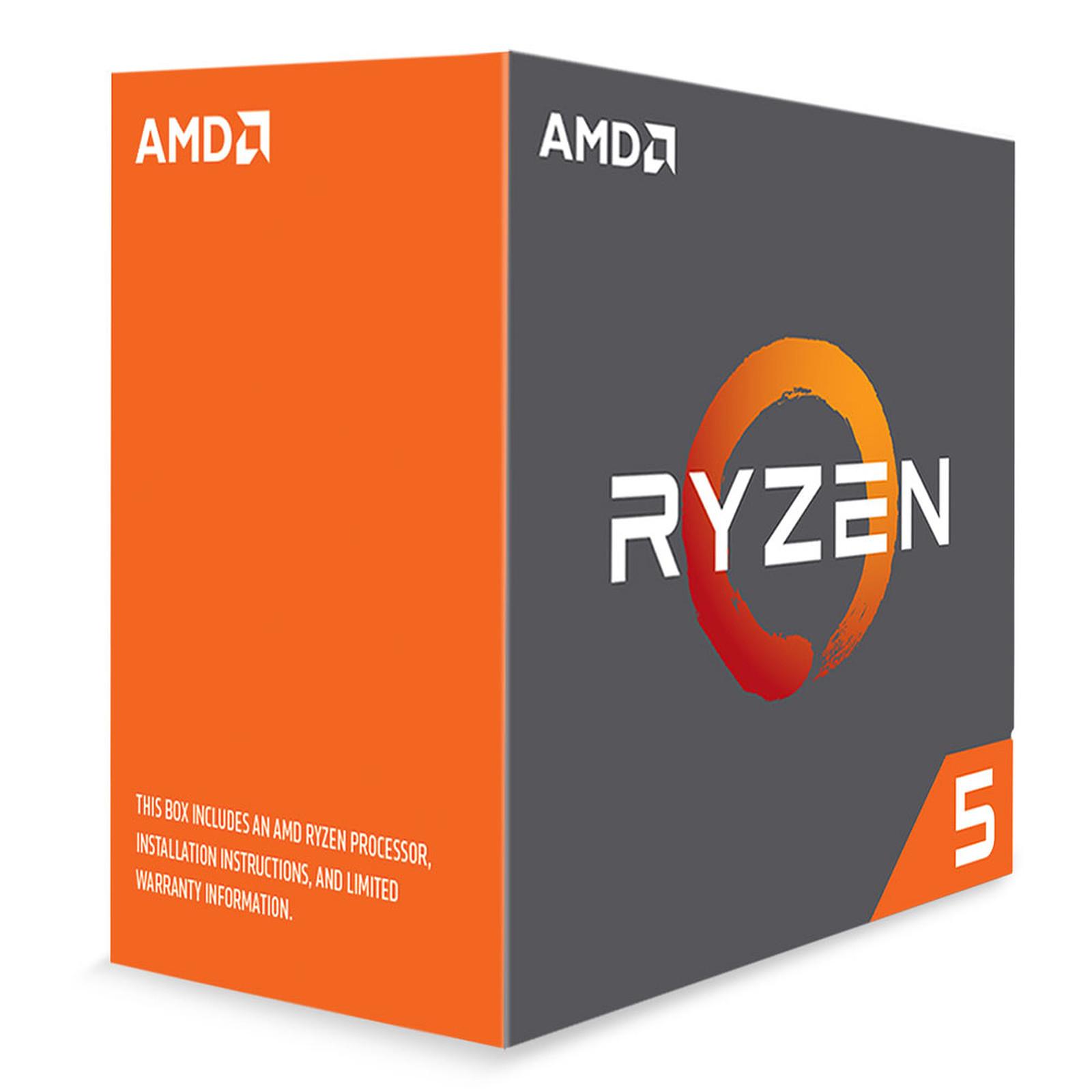 Qu'est-ce qu'un processeur Ryzen 5 ?